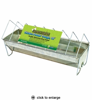 Ware Chicken Trough Feeder 16