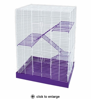 Ware Critter Chew Proof Hamster Cage 4 Story
