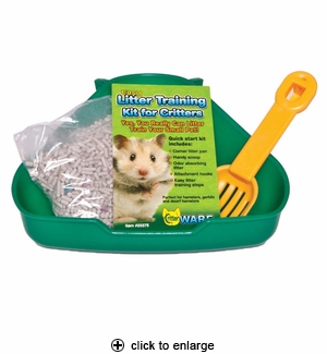 Ware Critter Litter Training Kit