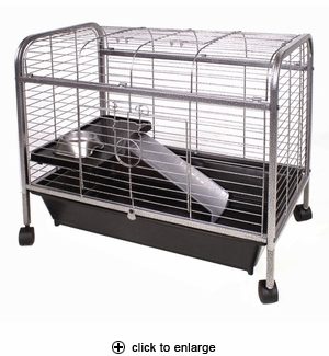 Ware Critter Living Room Series Guinea Pig Home