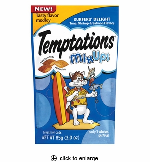 Whiskas Temptations MixUps Surfer's Delight 3oz