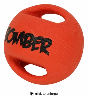 Zeus Bomber Ball Dog Toy 3.15