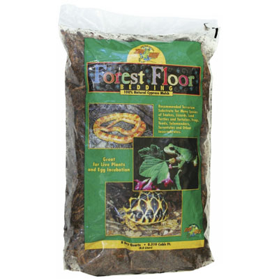 Zoo Med Forest Floor Bedding 8 Qts