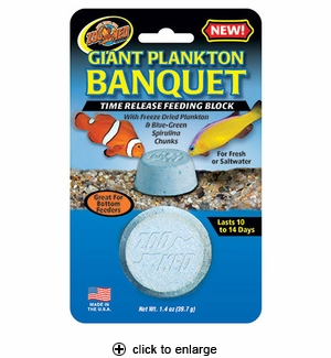 Zoo Med Giant Plankton Banquet 1.4 oz #BB-6