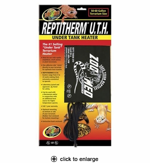 Zoo Med Repti Therm Under Tank Heater Large