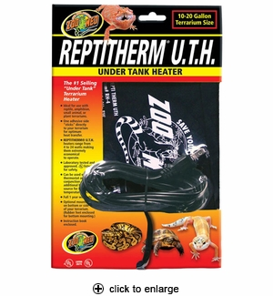 Zoo Med Repti Therm Under Tank Heater Small