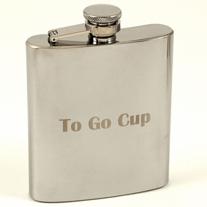 7 oz. Stainless Steel To Go Cup Flask