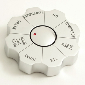 Decision Maker's Paperweight