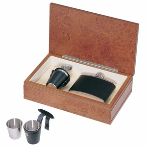 Flask & Funnel Set
