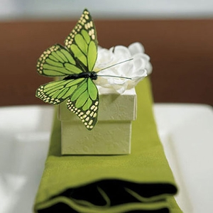 Hand Painted Butterflies (Pack of 12)