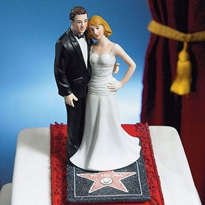 Hollywood Cake Toppers