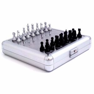 Magnetic Chess Set and Backgammon Set