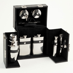 Stainless Steel 10 Piece Bar Set