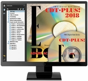 CDT Plus! 2018 e-Book PDF Format