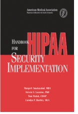 Handbook for HIPAA Security Implementation