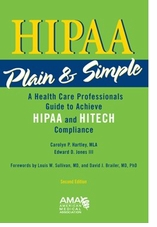 HIPAA Plain and Simple