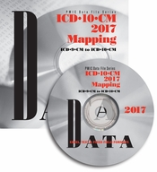 ICD-10-CM 2017 Mapping Data Files