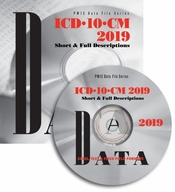 ICD-10-CM 2019 Data File