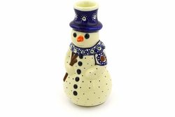 Candle Holder SnowMan