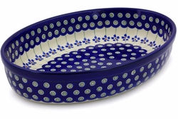 Oval Baking Dishes, Small