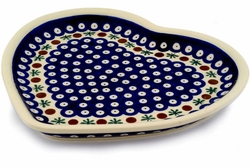 Serving Tray, Heart Shaped