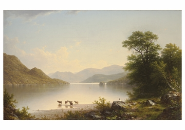 Hudson River School Paintings Boxed Notecards