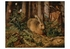A Hare in the Forest Notecard