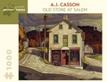 A.J. Casson: Old Store at Salem 1,000-piece Jigsaw Puzzle