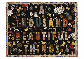 A Thousand Beautiful Things Notecard
