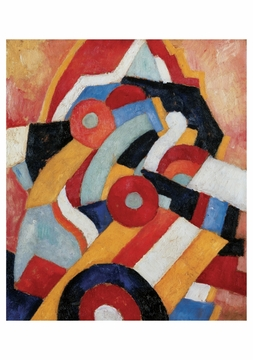 Abstraction Notecard