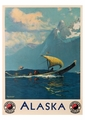 Alaska Northern Pacific Postcard