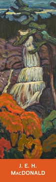Algoma Waterfall Bookmark