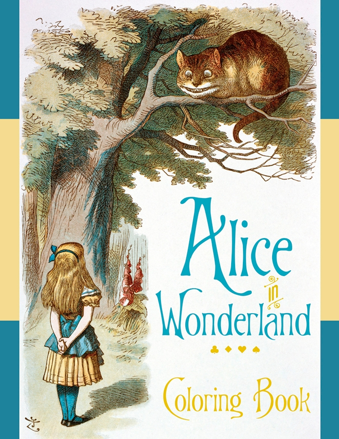 Comfortable Coloring Books For Teens Thick Coloring Book Wallpaper Rectangular Adult Themed Coloring Books Horse Coloring Book Old Color By Number Books For Adults YellowColor Theory Book Alice In Wonderland Coloring Book