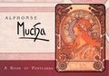 Alphonse Mucha Book of Postcards