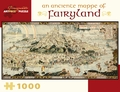 An Anciente Mappe of Fairyland 1000-Piece Jigsaw Puzzle