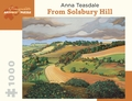 Anna Teasdale: From Solsbury Hill 1000-Piece Jigsaw Puzzle