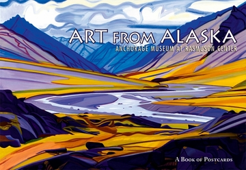 Art from Alaska Book of Postcards