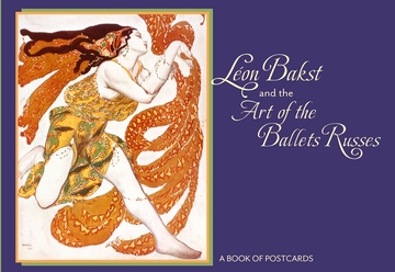 Art of the Ballets Russes: Léon Bakst Book of Postcards