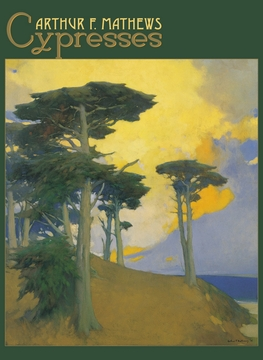 Arthur F. Mathews: Cypresses Boxed Notecards