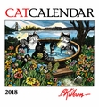 B. Kliban: CatCalendar 2018 Mini Wall Calendar