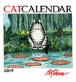 B. Kliban: CatCalendar 2019 Mini Wall Calendar