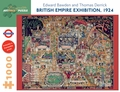 Edward Bawden and Thomas Derrick: British Empire Exhibition, 1924 1000-Piece Jigsaw Puzzle