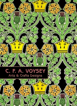 C. F. A. Voysey: Arts & Crafts Designs Boxed Notecards