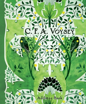 C. F. A. Voysey Deluxe Address Book