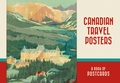 Canadian Travel Posters Book of Postcards
