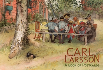 Carl Larsson Book of Postcards