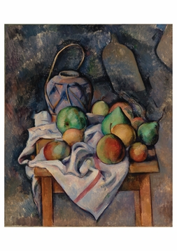 Cezanne Still Lifes Boxed Notecards