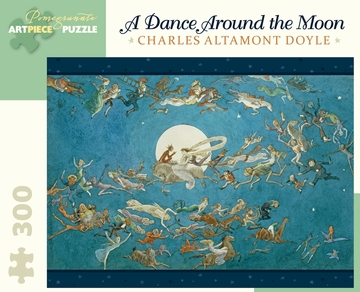 Charles Altamont Doyle: A Dance Around the Moon 300-piece Jigsaw Puzzle