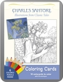 Charles Santore: Illustrations from Classic Tales Coloring Cards