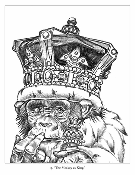 Charles Santore: Illustrations from Classic Tales Coloring Book